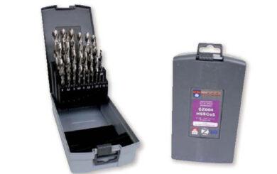 NAREX 00763360 Sada vrtáků do kovu vybrušovaných 25dílná(7815059)