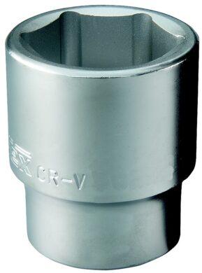 """NAREX 443001364 Hlavice 1"""" nástrčná 6hran 80mm(7901009)"""