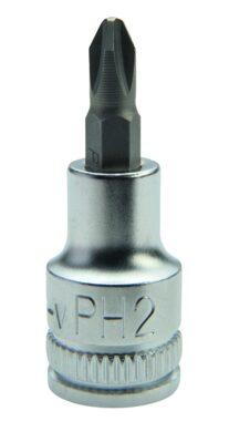 """NAREX 443001328 Hlavice 3/8"""" zástrčná PH2(7901028)"""