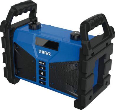 NAREX 65405613 Rádio na stavbu s powerbankou BT 02 (FM, AUX, USB, Bluetooth)(7915521)