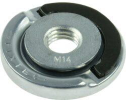 NAREX 66614201 Matice rychloupínací FastFix D 115-150-Závit FastFix M14 pro úhlové brusky 115-150mm