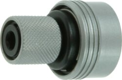 """NAREX 00633760 Přechodový adaptér 1/2"""" na 1/4"""" ASR-adaptér na rázový utahovák 1/2 pro šroubovací bity 1/4 Narex"""