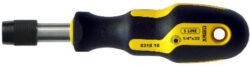 NAREX 832018 Šroubovák mag. pro nástavce s pojistkou-Šroubovák magnetický s pojistnou pružinou pro nástavce/bity