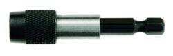 """NAREX 831800 Držák rychloupínací 6HR1/4""""-Držák bitů 1/4 (E6,3) s pojistnou pružinou, L60mm, 29g"""