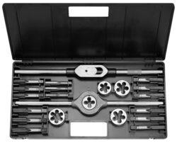 Kazeta řezného nářadí M2-II NO BUČOVICE 310200-Sada závitníků NO nástrojová ocel M12-M20