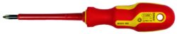 NAREX 833100 Šroubovák PH 0 ELEKTRO S-LINE-Hrot PH 0, dřk 3mm, délka dříku 60mm, rukojeť 90×29mm