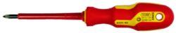 NAREX 833101 Šroubovák PH 1 ELEKTRO S-LINE-Hrot PH 1, dřík 4.5mm, délka dříku 80mm, rukojeť 90×29mm
