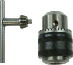 NAREX 65404517 Sklíčidlo zubové s kličkou 1,5-13mm/B 16 (00614357)-sklíčidlo zubové s kličkou pro vrtáky se stopkou 1,5-13mm , na kužel B16