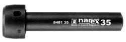 NAREX 848118 Výsečník tyčový D18mm-Výsečník tyčový s hlavicí D 18mm