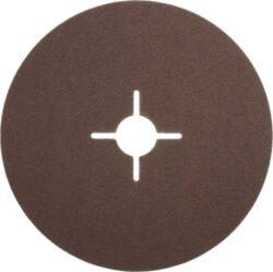 NAREX 65403811 Fíbrový brus 150mm P80 /00614396/-Fíbrový brusný kotouč 150mm na kov a dřevo, Narex