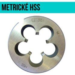 Očko závitové HSS M1 ČSN223210 BUČOVICE 240010-Závitová kruhová čelist, HSS, 6g, 223210, M1