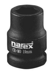 """NAREX 443000419 Hlavice 1/2"""" průmyslová 19mm CrMo-Hlavice 1/2 průmyslová 19mm CrMo"""
