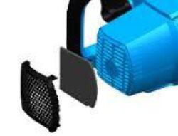 NAREX 65404820 Vzduchový filtr AF-EPR 24 A