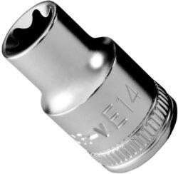 """NAREX 443001140 Hlavice 1/2"""" nástrčná TORX E12-Hlavice 1/2 nástrčná TORX E12"""