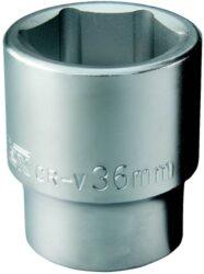 """NAREX 443001199 Hlavice 3/4"""" nástrčná 6hran 38mm-Hlavice 3/4 nástrčná 6hran 38mm"""