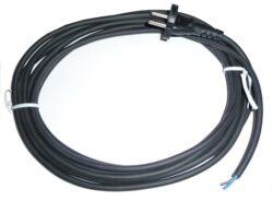 NAREX 66628244 Přívod pohyblivý H07 RN-F EURO 4m-Přívodní kabel pro: EBU 23-24, EBU 23-24 C, EBU 23-24 C, EBU 23-26 A, EBU 23-26 CA, EBU 23-26 CA
