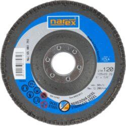 NAREX 65403793 Kotouč lamelový 125mm P120