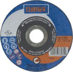 NAREX 65403778 Kotouč řezný 115/1mm na nerez A 60R BF INOX
