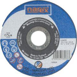 NAREX 65403780 Kotouč řezný 115/1,6mm na kov A 46Q BF