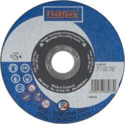 NAREX 65403781 Kotouč řezný 125/1,6mm na kov A 46Q BF
