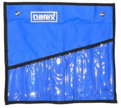 NAREX 443200006 Vinylové pouzdro na 8ks klíčů DIN3113