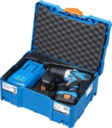 NAREX 65403940 Akušroubovák 14,4V 2,0Ah Li-ion ASV 14-2A systainer T-Loc-Akušroubovák 14,4V 2,0Ah Li-ion systainer T-Loc
