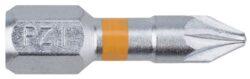 NAREX 65404453 Bit PZ1x25mm Orange (20ks) SUPERLOCK