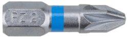 NAREX 65404455 Bit PZ2x25mm Blue (20ks) SUPERLOCK