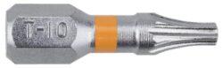 NAREX 65404459 Bit T10x25mm TORX Orange (20ks) SUPERLOCK