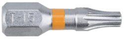 NAREX 65404461 Bit T15x25mm TORX Orange (20ks) SUPERLOCK