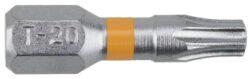 NAREX 65404463 Bit T20x25mm TORX Orange (20ks) SUPERLOCK