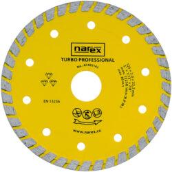 NAREX 65405143 Kotouč řezný diamantový 125mm TURBO PROFESSIONAL