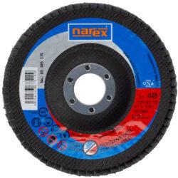 NAREX 65405178 Kotouč lamelový 125mm P40 LK 27 ZA