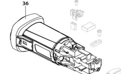 Motorová skříň EBU 115-10 /125-10 NAREX 65404997