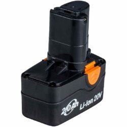 NAREX 65405333 Akumulátor 20V 2,0Ah Li-ion AP 202