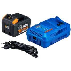 NAREX 65405497 Set akumulátor 60V 1x2,0Ah s nabíječkou SET AP 607-Set akumulátor 60V 1x2,0Ah s nabíječkou