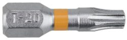 NAREX 65404463 Bit T20x25mm TORX Orange (2ks) SUPERLOCK