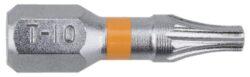 NAREX 65404459 Bit T10x25mm TORX Orange (2ks) SUPERLOCK