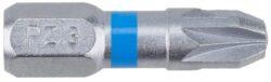 NAREX 65404456 Bit PZ3x25mm Blue (2ks) SUPERLOCK