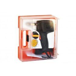 NUBA ETPIII Pájka elektrická 100W; kufr; upnutí šroubem (T-K-100W)-Pájka elektrická 100W; kufr; upnutí šroubem