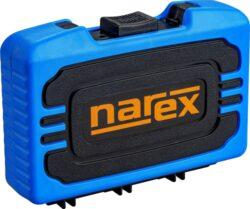 NAREX 65405602 Sada vrtáků do kovu 1-10mm (19ks) 19-SET HSS-G MSP(7916052)