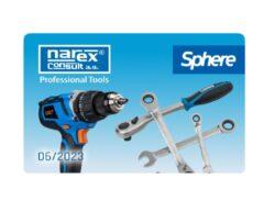 NAREX SPHERE Bonusový systém do 06/2023-S kartou Sphere získáváte přístup k výhodám a slevám věrnostního programu Sphere.